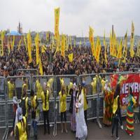 Nevruz kutlamalarında renkli görüntüler (video)