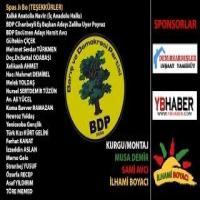 Cihanbeyli'de Türk ve Kürt Kardeşliği için; BDP
