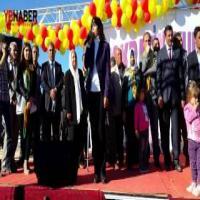 Selma Irmak Yeniceoba Newrozundaki Konuşması