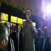 Hacı Koca - Yeniceoba Seçim Bürsondaki Konuşması