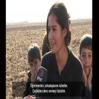 """""""Kobanili öğretmenler: Her yerde eğitim vermek istiyoruz"""""""