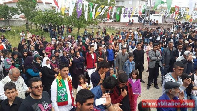 HDP Kandil Festivali