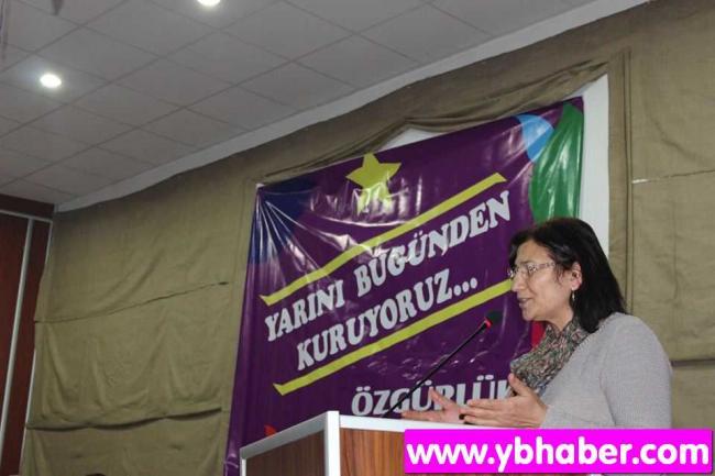 HDP Cihanbeyli Kadın Konferansı