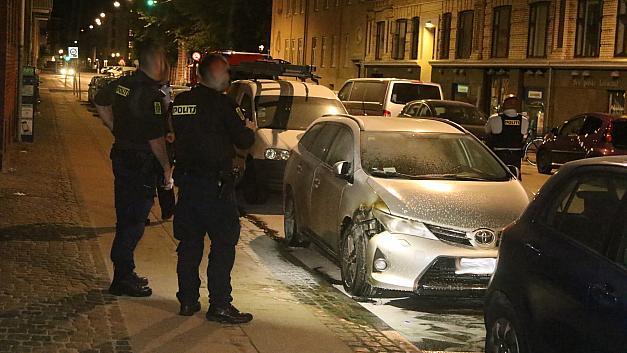 Kopenhag Polisi kundaklama şüphesiyle bir kişiyi arıyor