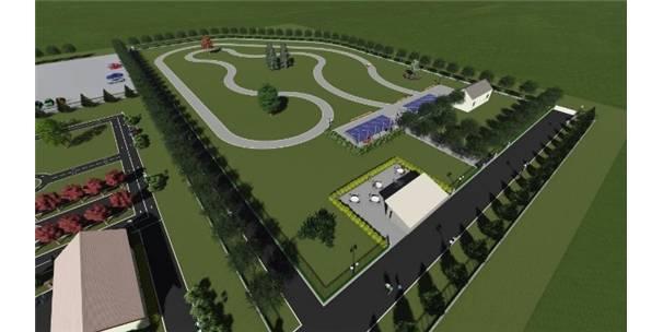 Cihanbeyli'ye Trafik eğitim Parkı ve Go Kart Kazandırılıyor