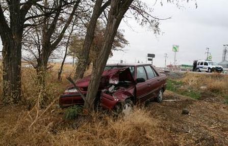 Kulu'da İki Otomobil Çarpıştı: 2 Yaralı
