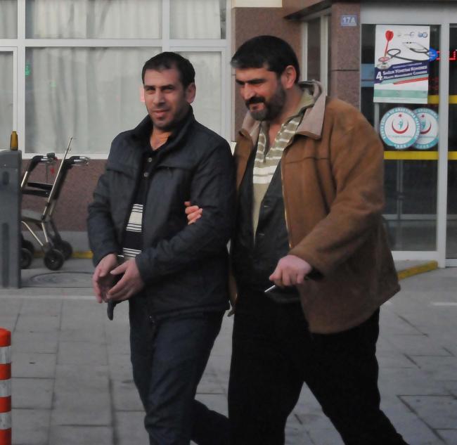 Konya'da 'Afrin' operasyonu: 10 gözaltı