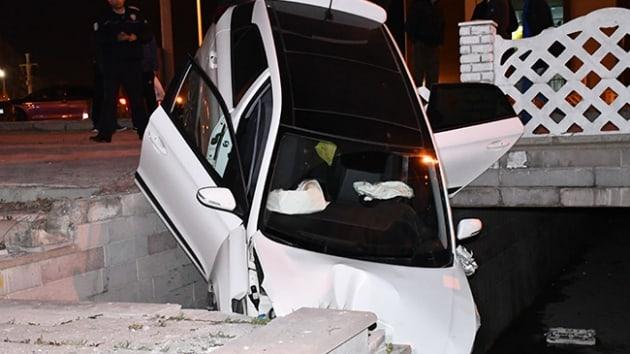 Kulu'da iki otomobil çarpıştı : 5 Yaralı