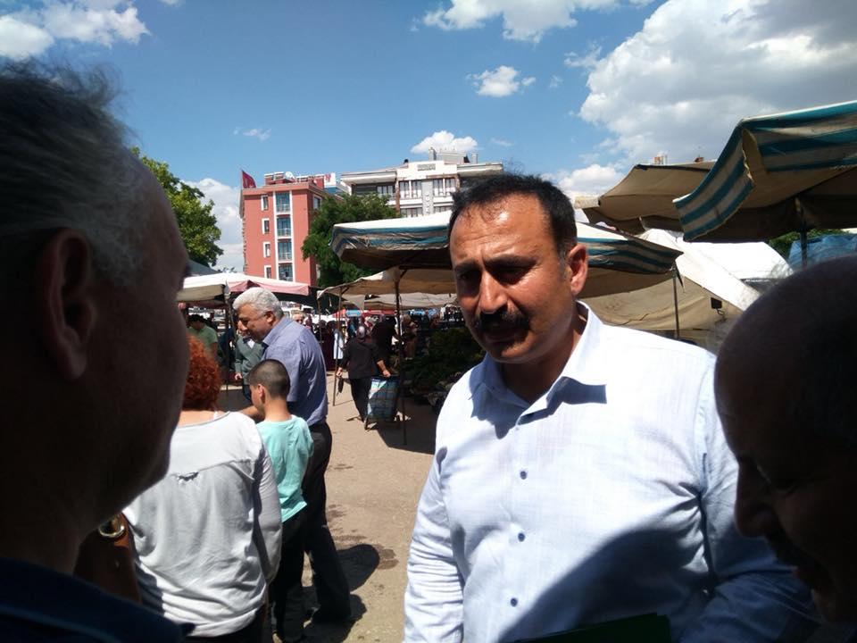 HDP Konya Milletvekili Adayı Bülent Kılıç ile söyleşi
