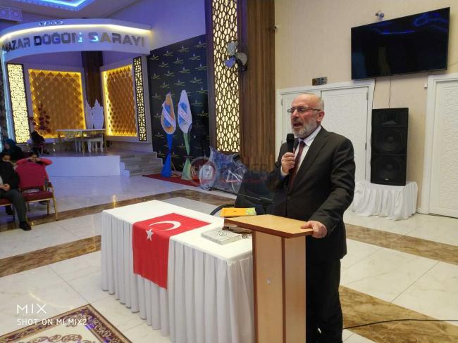 Konya İl Müftüsü Ahmet Poçanoğlu Yeniceoba'da
