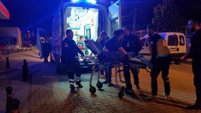 Ömeranlı'da 16 yaşındaki Genç Annesini sırtından bıçakladı