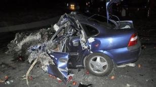 Konya'da korkunç kaza, bir aile yok oldu