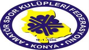 Konya ASKF'de yeni sezon hazırlıkları