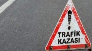 Cihanbeyli'de Trafik Kazası : 2 Ölü