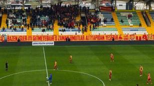 Galatasaray UEFA Gençlik Ligi'ne veda etti