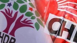 Cihanbeyli'de HDP, Kulu'da CHP öne çıkıyor