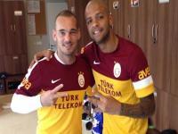 Sneijder golle tanıştı: 6-0