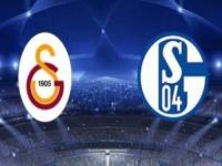 Galatasaray Schalke 04 maçını şifresiz izle...