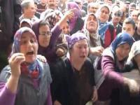 Konya'da kadın cinayetlerine protesto