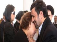 Ahmedinejad, Dostunu Gözyaşlarıyla Uğurladı!