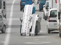 Kulu'da Tehlikeli Taşımacılık