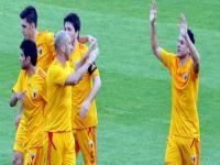 Kayserispor G.Antep'i ateşte bıraktı! 0-1