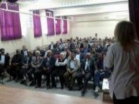 Kulu'da Muhtar Ve İmamlara Kene Eğitimi