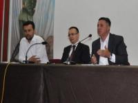 Cihanbeyli'de Doğalgaz Toplantısı Yapıldı