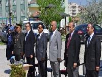 Cihanbeyli'de Karayolları Güvenliği Haftası Kutlamaları