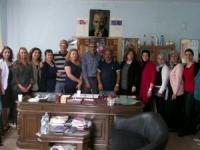 İsveç Türk Kadınları Federasyonu Üyesi'nden Kulu'ya Ziyaret