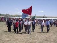 Kulu'da 9.geleneksel Nogay Türkleri Sabantoyu Yapıldı