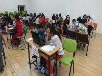 Cihanbeyli'de İnteraktif Bilgi Yarışması Yapıldı