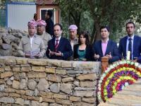Osman Baydemir Mesut Barzani ile görüştü