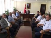 Kozanlılar Derneği'nden Kulu'da Ziyaretler