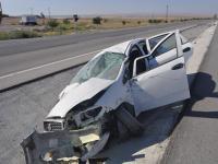 Cihanbeyli'de Trafik Kazası