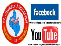 Cihanbeyli Belediyesi Sosyal Medyada