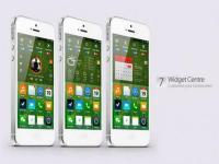 iOS 7'deki yeni işlevler kimlere gelecek?