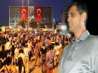 Taksim'de 'duran kadın'a kapkaççı şoku!