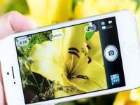 iOS 7 kamerada daha iyi