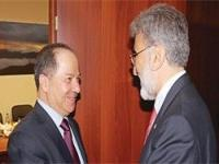 Barzani ile sürpriz Rusya buluşması