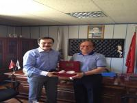 KTO Başkanından Cihanbeyli'ye Ziyaret
