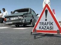 Cihanbeyli'de Trafik Kazası: 3 Yaralı