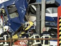 İsviçre'de tren kazası: 40 yaralı