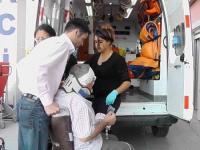 Kulu'da Takla atan araçta 4 kişi yaralandı
