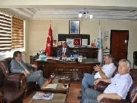 Büyükelçi'den Kulu Belediyesine ziyaret