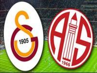 Galatasaray 1-1 MP Antalyaspor Maçın Özeti