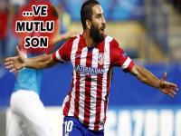 Atletico Madrid'den Arda Turan'a yeni sözleşme