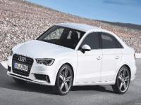 Audi, A3 Sedan'la iddialı olacak