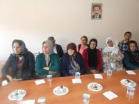 Bdp Konya'da Değer Aileleriyle Toplantı Yaptı