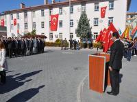 Cihanbeyli'de 29 Ekim Cumhuriyet Bayramı Kutlamaları
